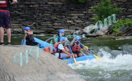 2019-06-21 Rafting with Caitlin