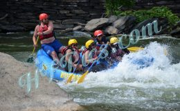 2019-06-08 Rafting with Zach 2pm
