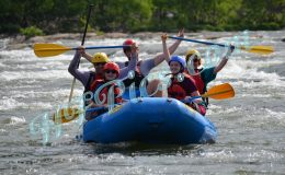 2019-06-08 Rafting with TaterTot 2pm