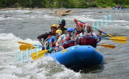 2019-06-08 Rafting with Zack 10am